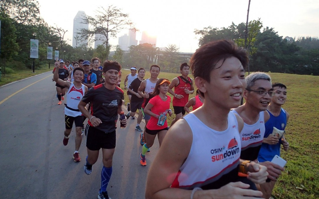 Sundown Marathon Lead Up Run #2
