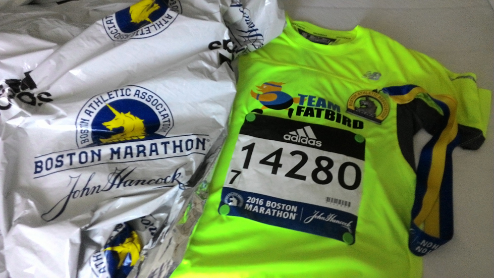 The Boston Marathon 2016