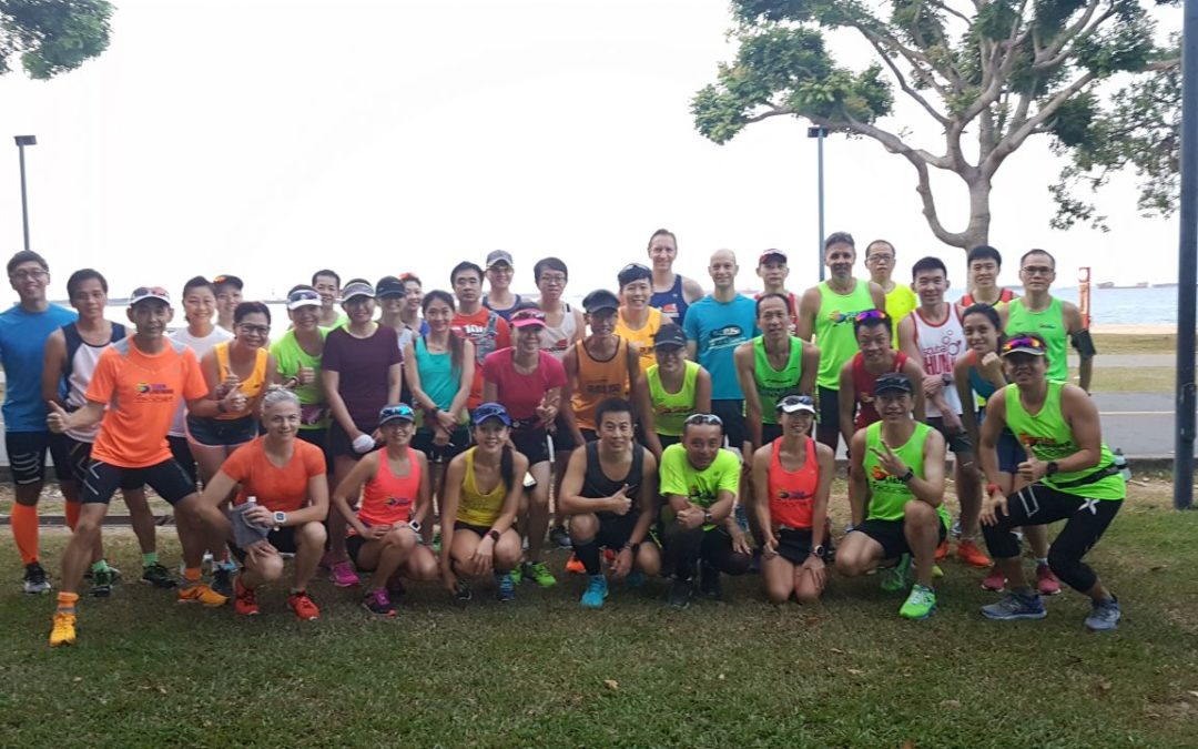 Optimal Pace For Gold Coast-Bound Marathoners