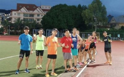 PowerFLIGHT Week #2 – Track Attack & Tempo Intervals