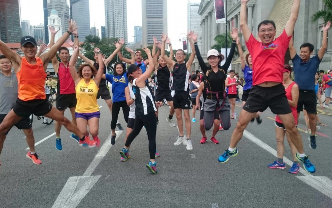 i-Runners, NightHawks, FatBirds zoom in on CarFreeSundaySG