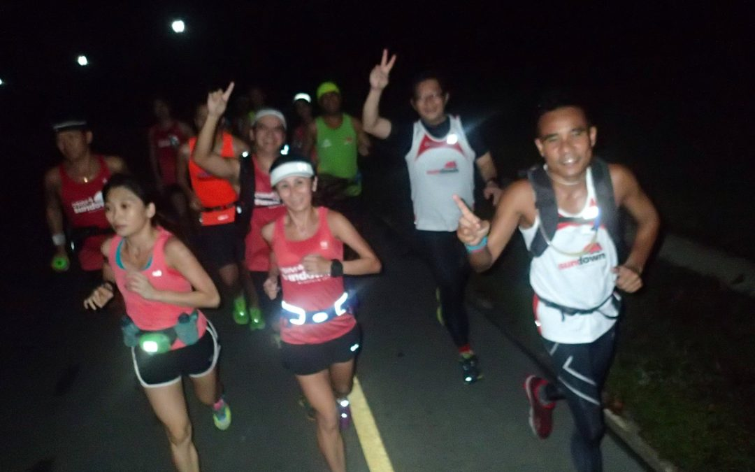 Sundown Marathon Training: All Systems Go