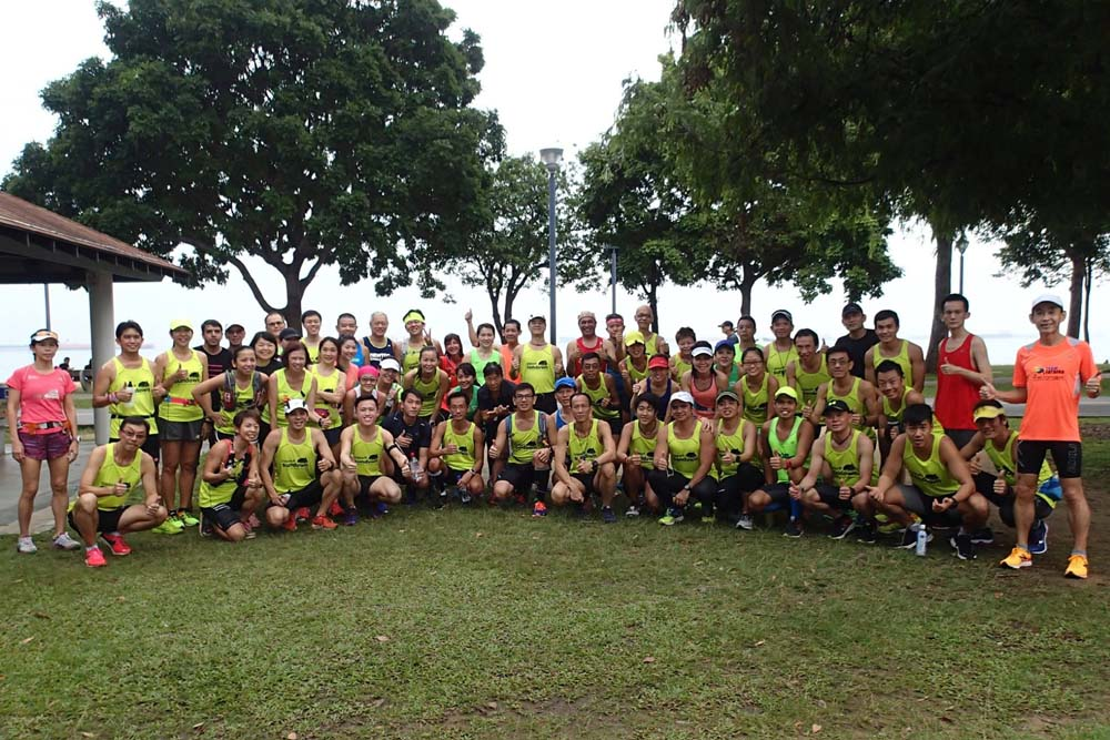 NightHawks' Longest Run @ Sundown Marathon Training