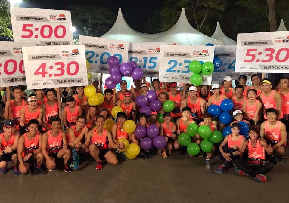Sundown Marathon 2018 – Mission Accomplished