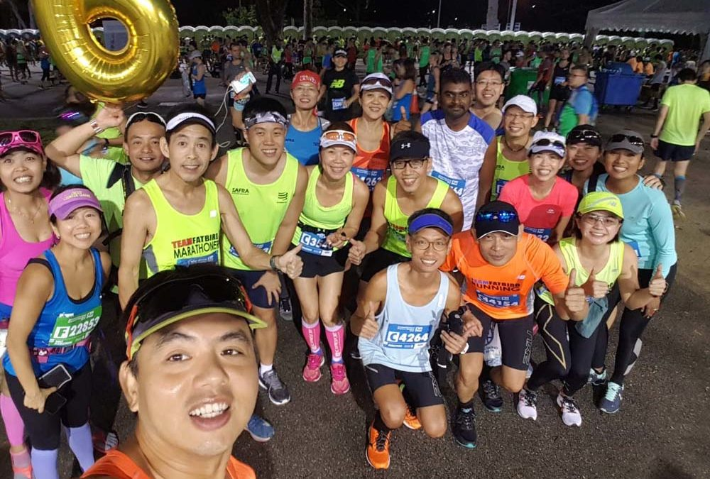 Standard Chartered Singapore Marathon 2018 – Race Report & Lessons