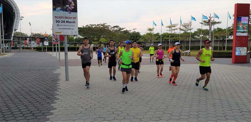 Operation NightHawk 2019 – Sundown Marathon Training