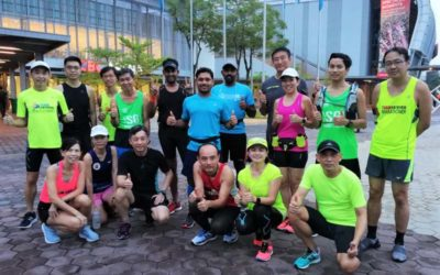 Gold Coast Marathon Training 2019 Kicks Off